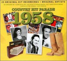 V/A-Country Hit Parade 1958-`Don Gibson,Everly Brothers,Stonewall Jackson CD NEW