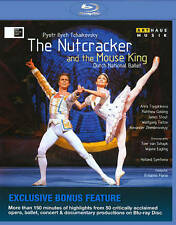 The Nutcracker and the Mouse King (Dutch National Ballet) (Blu-ray Disc, 2013)