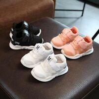 Scarpe Bambino Bambina Sneakers Sportive Running Corsa Ginnastica Sandali Bianco