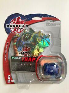 BAKUGAN - New Vestroia - Trap - Hylash - 1 Bakugan - NEU - OVP