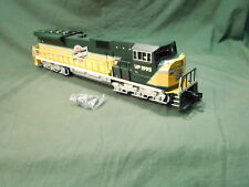 Model Train Williams SD-90 Powered Locomotive UP HERITAGE CHICAGO & NW #21814 OB