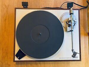 Luxman PD 284 Plattenspieler Direct Drive  Vintage & High-End