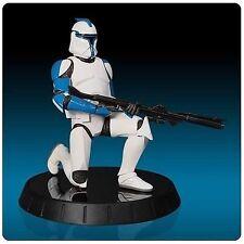 Star Wars Blue Clone Trooper Celebration VI Exclusive Statue NIB Collectible