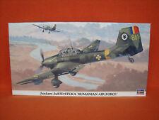 Hasegawa ® 09704 Junkers Ju 87d Stuka Rumanian Air Force 1:48