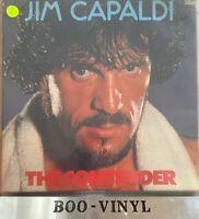 Jim Capaldi - The Contender  2383 490 UK LP 1st Press 1978 Polydor A1-B1 Vg+
