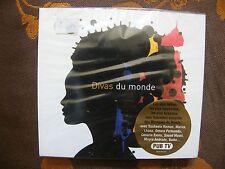 2 CD DIVAS DU MONDE / Sony Music 8869736782  (2008)  NEUF SOUS BLISTER