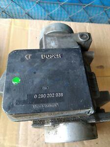 Luftmengenmesser LMM Bosch 0280202038 Fiat ARGENTA