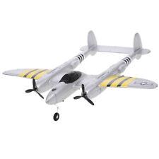P38 RC Jagdbomber Flugzeugmodell   2 Kanal, einfache Steuerung, leicht und