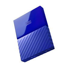 WD Western Digital My Passport Ultra 1To 1TB USB3.0 Disque dur HDD Bleu