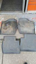 Set Of GENUINE VOLVO 340/360 Plastic Floor Mats/Snow Trays
