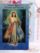 Divine Mercy Novena & Prayers Booklet