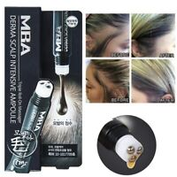 MBAx Hair Growth Serum Derma Scalp Intensive Ampoule Triple Roll Massager Fast