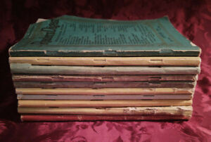 Readers Digest Reading Copy Lot 1936