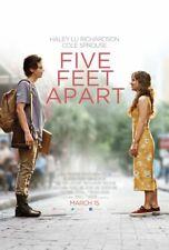 Five Feet Apart - original DS movie poster 27x40 D/S - FINAL