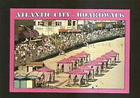 New/Unused Postcard ATLANTIC CITY, NEW JERSEY - BOARDWALK