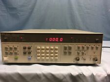 HP Agilent 3325B Function/ Waveform Synthesizer TESTED