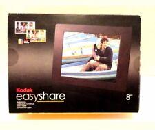 """KODAK EASY SHARE 8"""" P86 DIGITAL FRAME BLACK"""