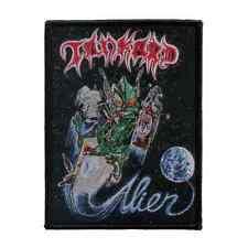 TANKARD Patch ALIEN Aufnäher ♫ Teutonic Thrash Metal from Frankfurt ♫ Space Beer