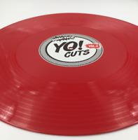 "DJ RICHIE RUFTONE PRACTICE YO CUTS VOLUME 4 - 12"" Red Vinyl  SCRATCH HIP HOP"