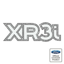 Ford Escort Mk4 XR3i Wing Stickers Decals Injection 90 Spec PAIR (x2)