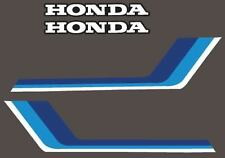 1983 83' honda ATC 200s ATV Gas Tank 4pc Vintage Graphics decal stickers