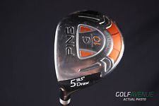 Ping G10 Draw Fairway 5 Wood 18.5° Regular Left-H Graphite Golf Club #4124