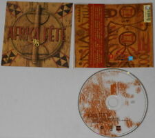 Salif Keita, Papa Wemba Maryam Muryal  U.S. promo cd  Gold DJ Stamp