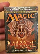 Magic The Gathering Mirage Starter Deck Sealed New In Box 1996 Vintage Magic
