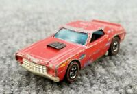 VINTAGE HOTWHEELS REDLINE 1974 Ford GRAN TORINO STOCKER RED HONG KONG RED LINE