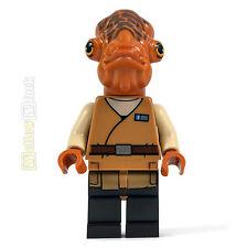 Lego ® Star wars figura el almirante akbar nuevo minifig sw719 75140