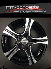 15 Zoll DBV Malaya Felgen für Audi Chrysler Lexus Seat Skoda Subaru Toyota Vw