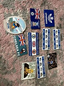 Chelsea Ultra Stickers