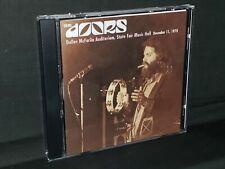 The Doors CD Live in Dallas 1970 LA Woman Tour + Jim Morrison Interview