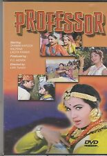 Professor - shammi kapoor , Kalpana   [Dvd] 1st Edition  Released