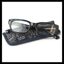 Foster Grant Pure Advanced Lenses - MIRA(blue) - with Free Case Readers - New