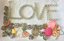 Lots of Love 🌸 Love hearts*Beads*Buttons*Jewellery*Trinkets🌸Art*Craft*Collage