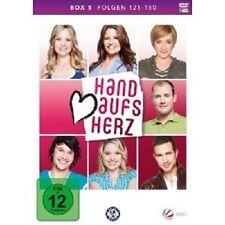 HAND AUFS HERZ - FOLGE 121-150 3 DVD NEU