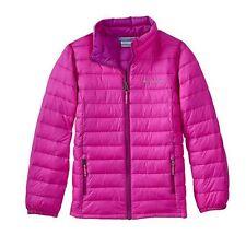 NEW Columbia Youth Girls Elm Ridge Puffer Jacket Waterproof Coat PINK Size XL
