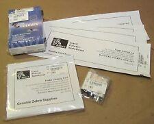 Zebra iSeries Black Ribbon 800015-901 1000 Prints P110i P120i +Extras