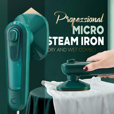 Home Professional Small Steam Iron Portable Travel Clothes Ironing Machine