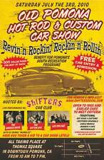 Old School Retro POSTER XXL Plakat Hot Rod Tuning 50x70 Motorsport Speedshop JDM