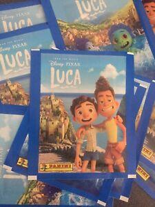 """50 BUSTINE PANINI """"LUCA"""" Disney Pixar NOVITÁ !!"""