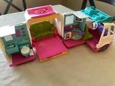 Fisher Price Loving Family Camper Rv Motor Home Dollhouse Vacation