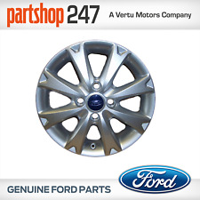 "Genuine New Ford Fiesta 15"" 8-spoke Alloy Wheel - 2008-2014 1495706 2237332"