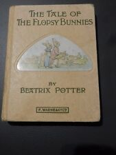 BEATRIX POTTER  FLOPSY BUNNIES  DEDICATED FROM LADY THURLOW