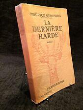LA DERNIERE HARDE (168R4)