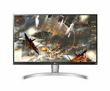 LG 27UK650-W 27 inch Widescreen IPS LED Monitor