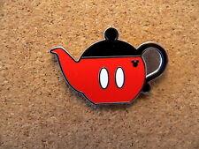 Mickey Teapot Disney Pin - WDW - 2018 Hidden Mickey Series - Kitchen Items