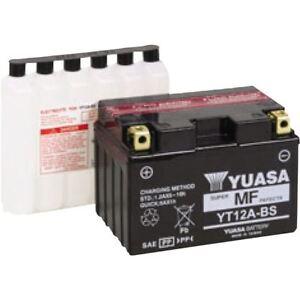 BATTERIA YUASA YB14L-B2 SUZUKI GSX F 1100 1988/>1990
