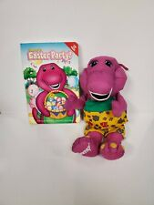 Barney Water Pal and Barney Easter Book